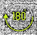 180 Smoke logo