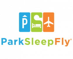 Park Sleep Fly logo