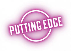 Putting Edge logo